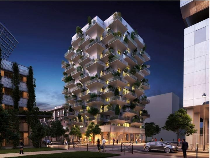Verkoop  appartement Paris 13ème 725800€ - Foto 2