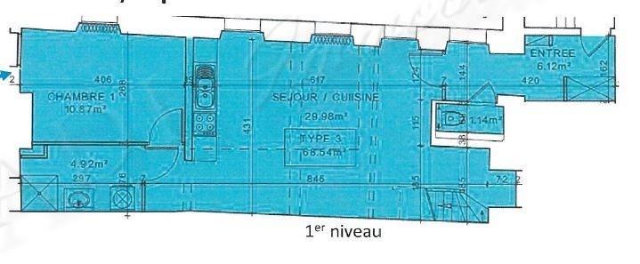 Vente appartement Chantilly 340000€ - Photo 4