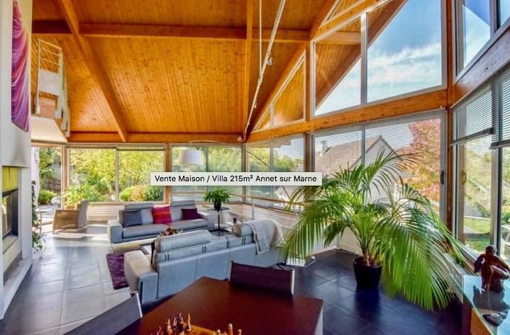 Vente de prestige maison / villa Jablines 549900€ - Photo 1