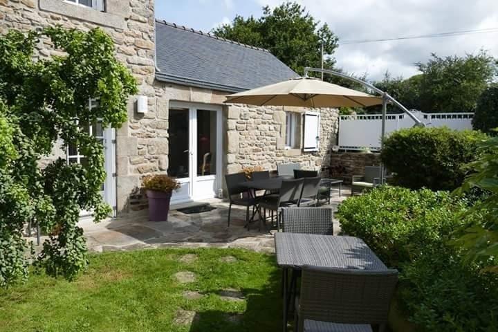 Deluxe sale house / villa Ploumoguer 399800€ - Picture 2