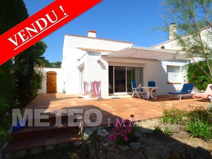 Sale house / villa La tranche sur mer 370500€ - Picture 1