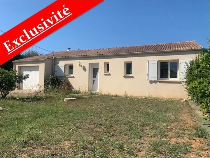 Sale house / villa La jonchere 175725€ - Picture 1