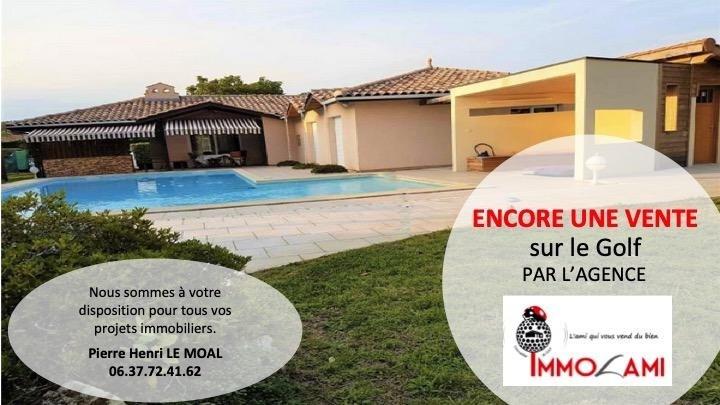 Deluxe sale house / villa Gujan mestras 632875€ - Picture 1