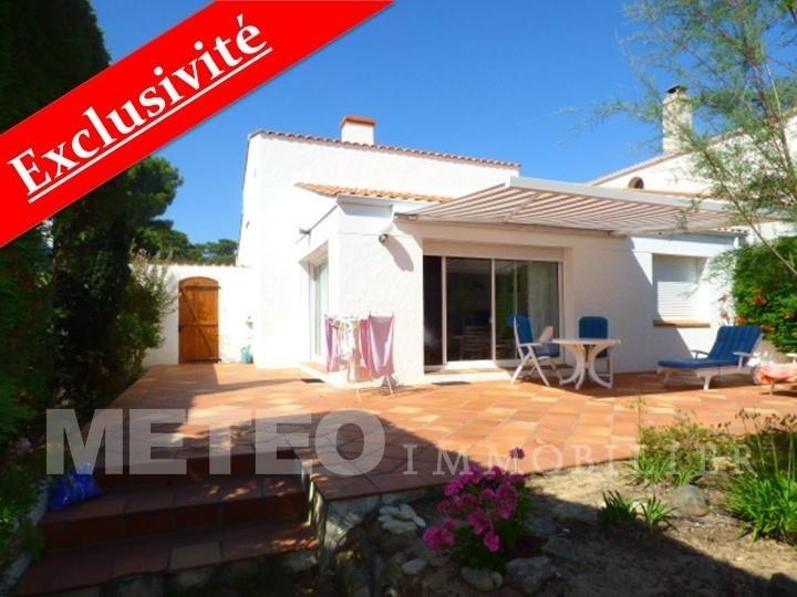 Vente maison / villa La tranche sur mer 370500€ - Photo 1