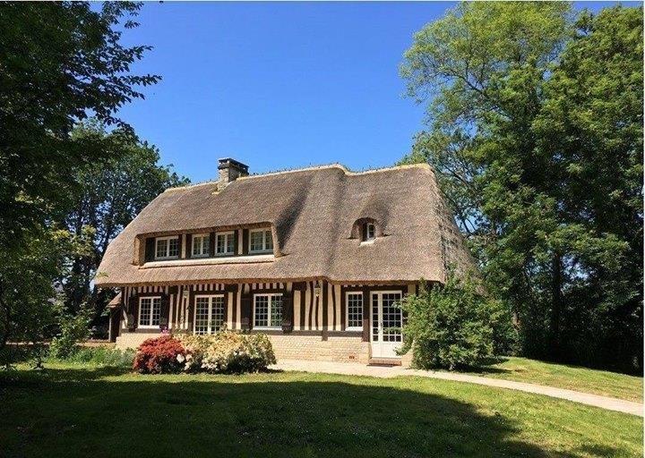 Deluxe sale house / villa Honfleur 580000€ - Picture 1
