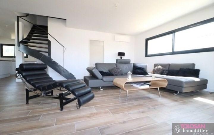 Sale house / villa Villefranche de lauragais 349000€ - Picture 1