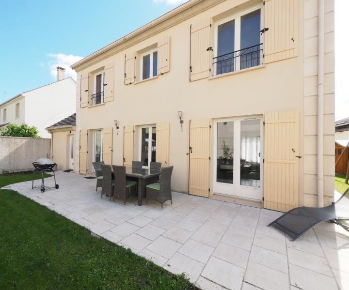 Sale house / villa Bois d'arcy 559000€ - Picture 12