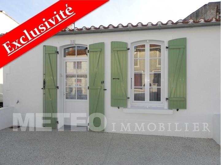 Vente maison / villa La tranche sur mer 124325€ - Photo 1