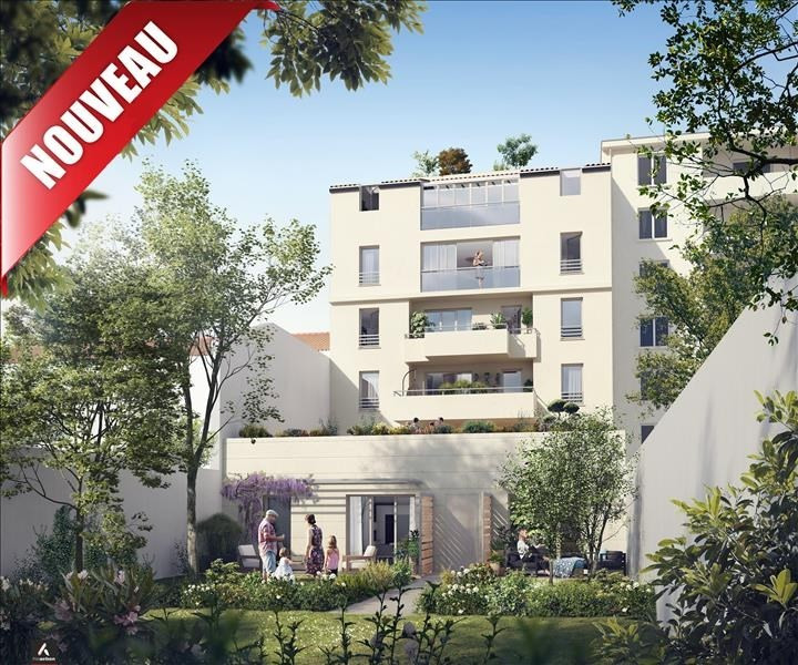 Vente appartement Toulouse 215000€ - Photo 1