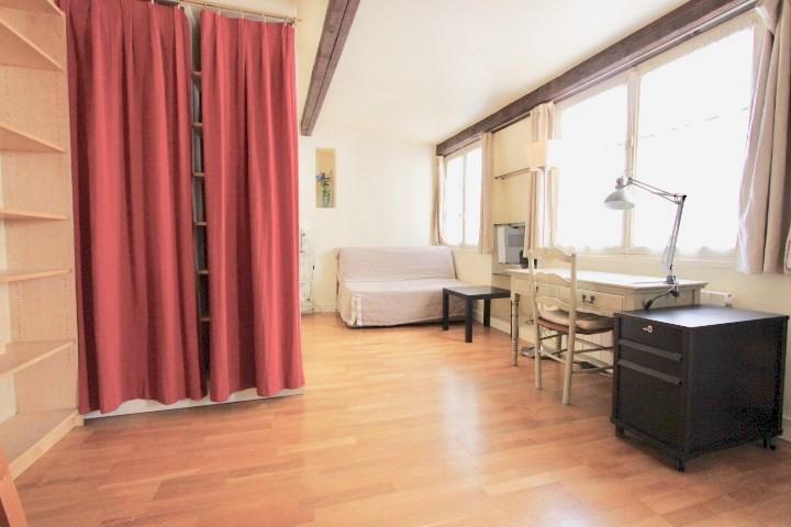 Location appartement Paris 4ème 895€ CC - Photo 2