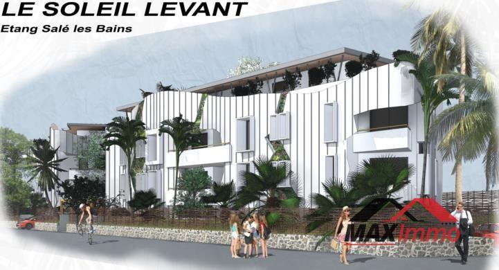 Vente appartement L etang sale les bains 281964€ - Photo 1