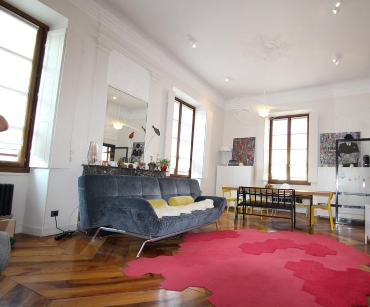 Vente appartement Chambery 440000€ - Photo 1