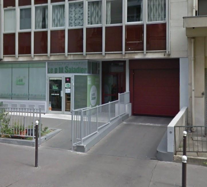 Location parking Paris 13ème 60€ CC - Photo 1