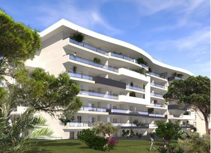 New home sale program Ajaccio  - Picture 1