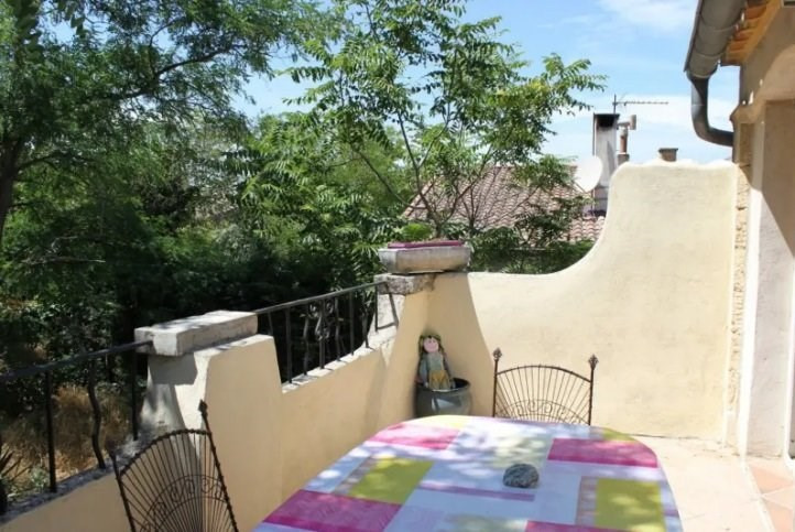 Vendita casa Alleins 372000€ - Fotografia 1