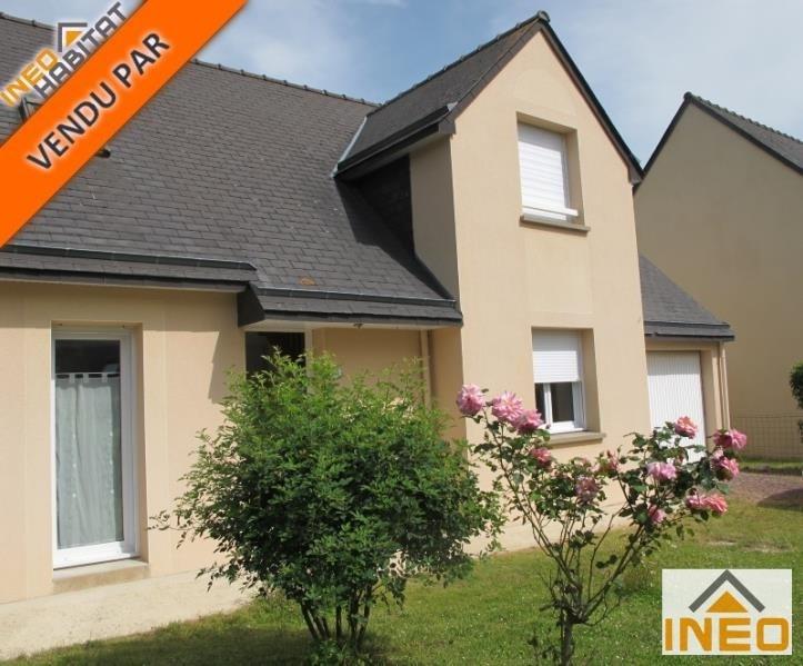 Vente maison / villa Hede 186000€ - Photo 1