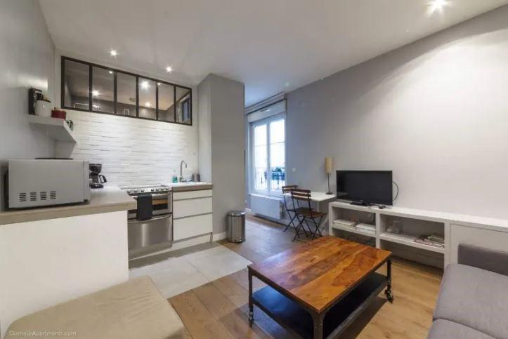 Vente appartement Paris 6ème 414000€ - Photo 2