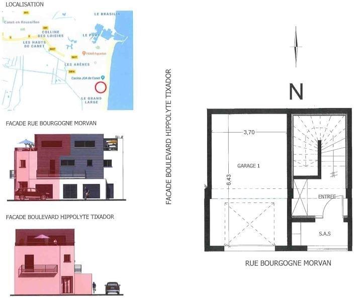Vente appartement Canet plage 380000€ - Photo 4