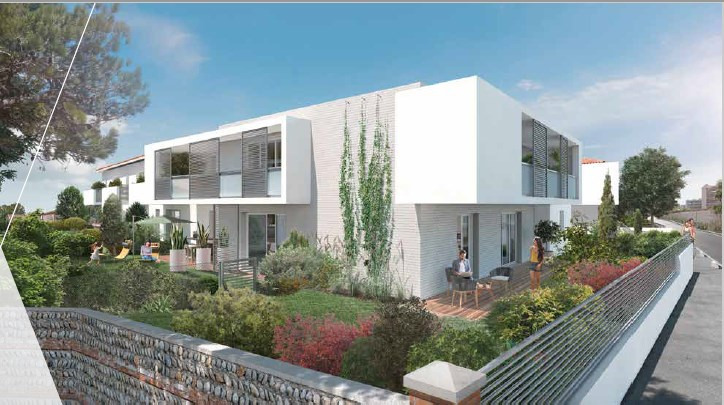 Sale building Blagnac 255 000€ - Picture 1