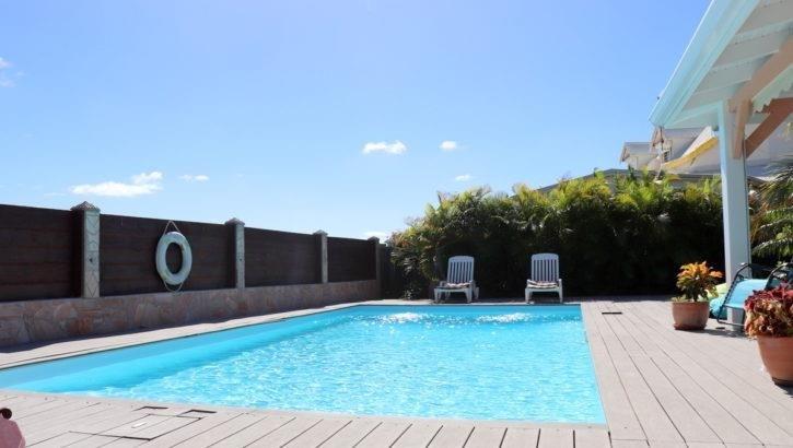 Vente de prestige maison / villa St francois 624000€ - Photo 1