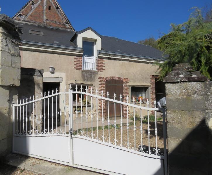 MAISON DE PAYS MONTOIRE SUR LE LOIR - 4 pièce(s) - 91 m2