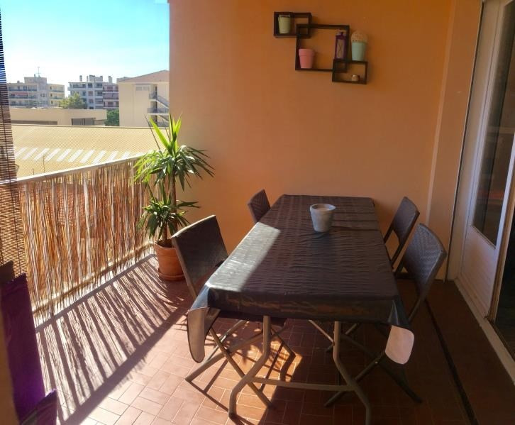 Sale apartment Toulon 135 500€ - Picture 1