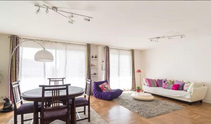 Verkoop van prestige  appartement Paris 17ème 1380000€ - Foto 2