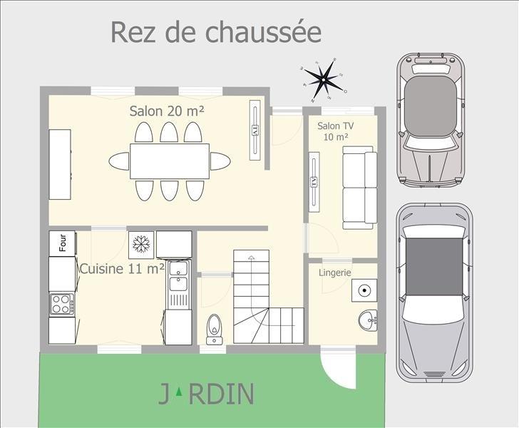 Vente maison / villa Grand angouleme 133750€ - Photo 2