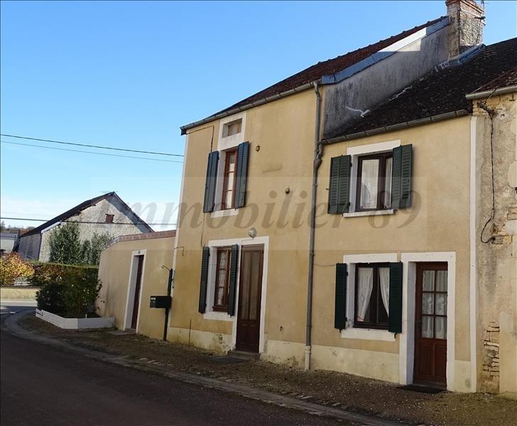 Sale house / villa Secteur montigny s/aube 55000€ - Picture 1
