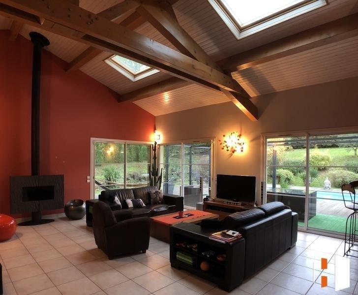 Sale house / villa St quentin de baron 399000€ - Picture 3