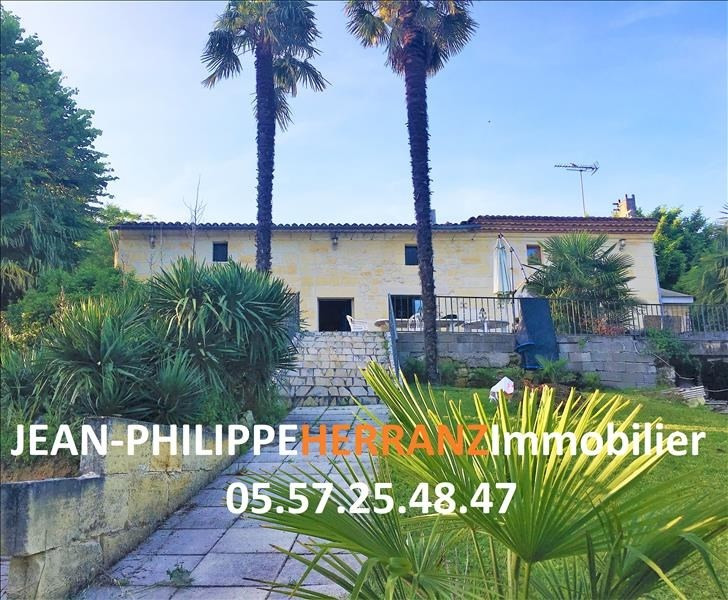 Sale house / villa Libourne 337 000€ - Picture 1