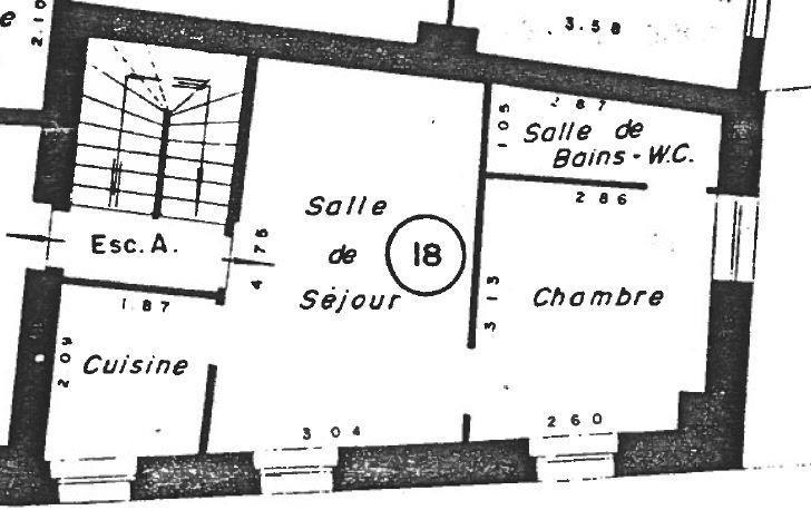 Revenda apartamento Louveciennes 148000€ - Fotografia 7