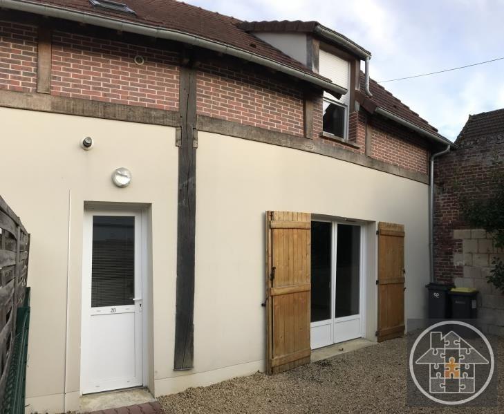 Rental house / villa Tracy le mont 650€ CC - Picture 1