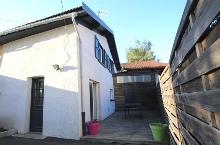 Vente maison / villa Bourgoin jallieu 142000€ - Photo 1
