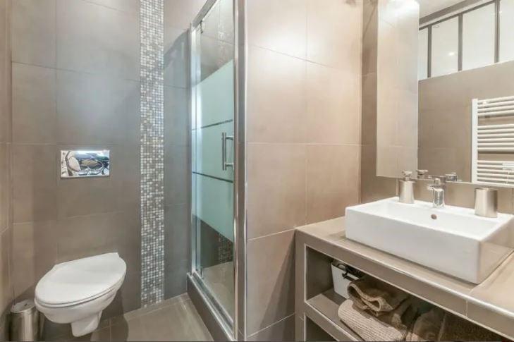 Vente appartement Paris 6ème 414000€ - Photo 3