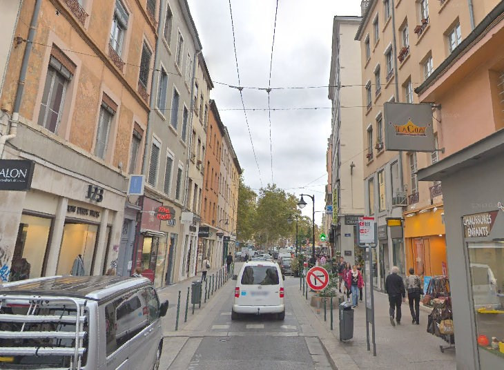 Location appartement Lyon 4ème 427€ CC - Photo 12