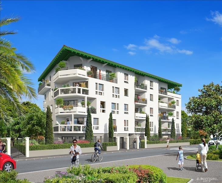 Sale apartment Biarritz 518 000€ - Picture 1