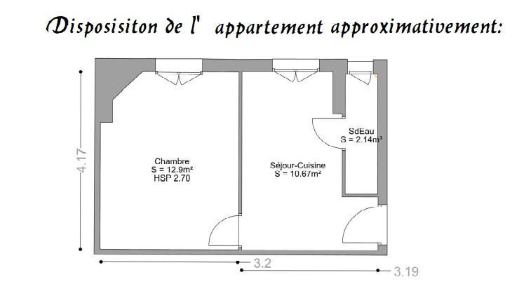 Produit d'investissement appartement Montreuil 208000€ - Photo 6