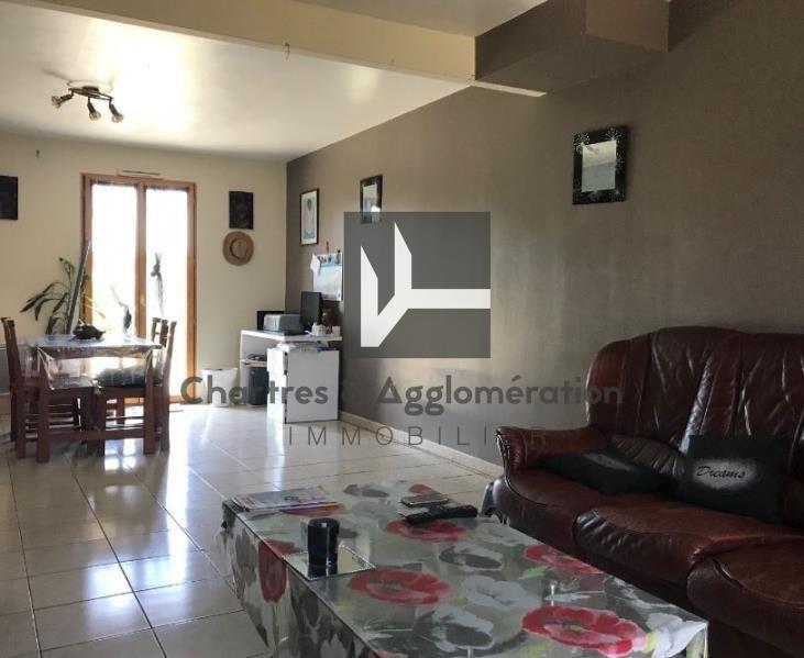 Vente maison / villa Courville sur eure 155750€ - Photo 2