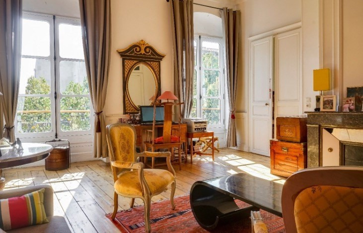 Sale apartment Bordeaux 1 240 000€ - Picture 1