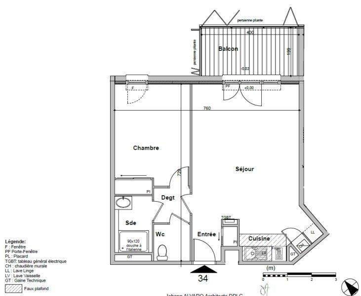 Vente appartement La teste de buch 249000€ - Photo 2