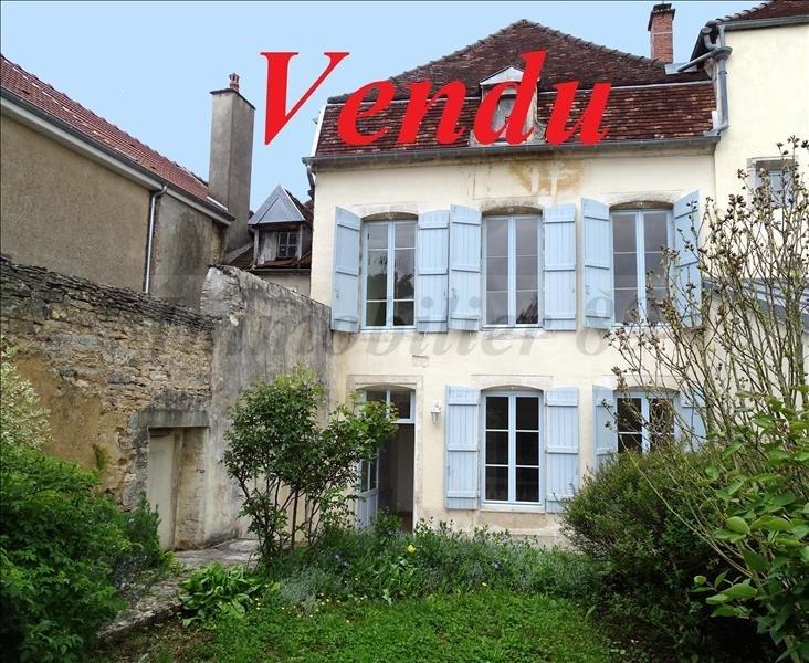 Sale house / villa Chatillon sur seine 115000€ - Picture 1