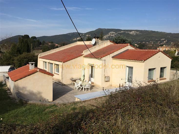 Life annuity house / villa Saint-zacharie 145000€ - Picture 1