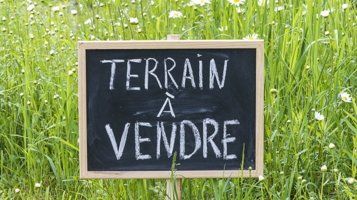 Vente terrain Linas 109 000€ - Photo 1