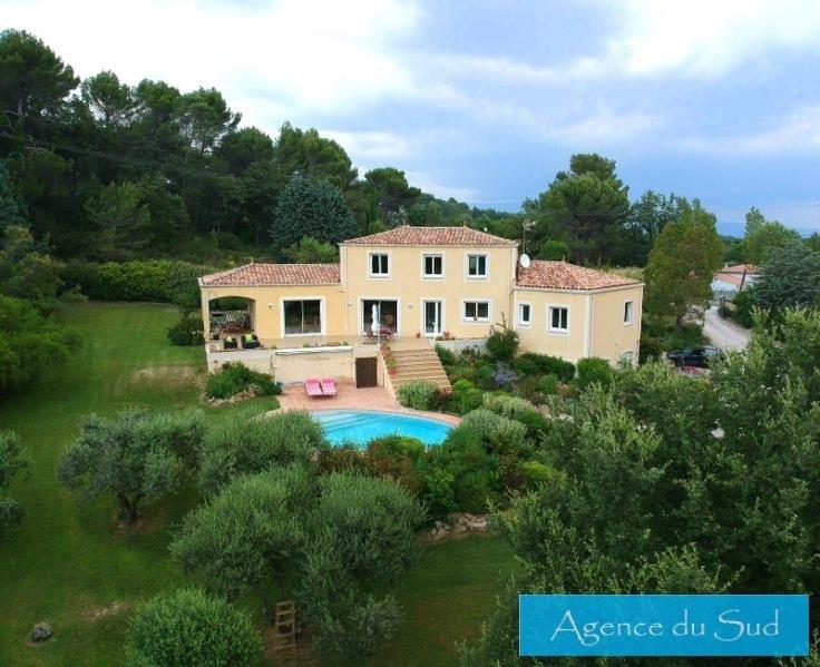 Vente de prestige maison / villa Greasque 897000€ - Photo 2