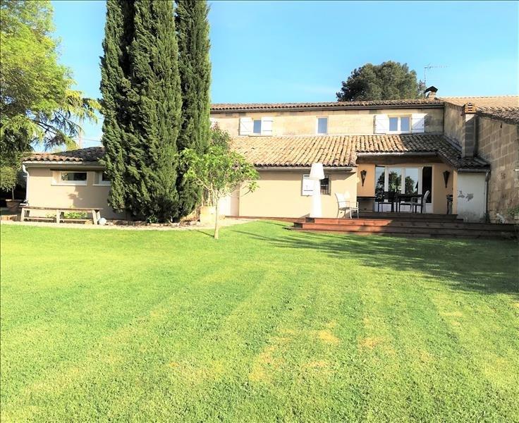 Sale house / villa Libourne 399000€ - Picture 2