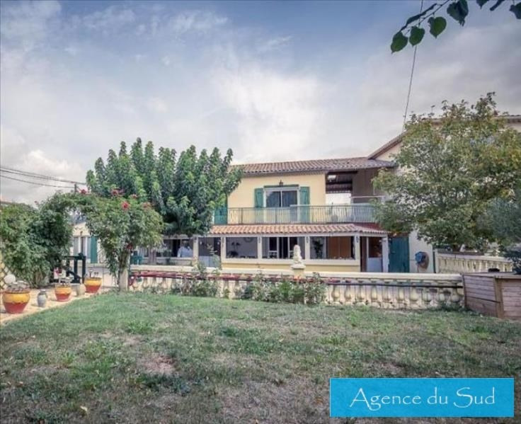 Produit d'investissement maison / villa Fuveau 520000€ - Photo 1