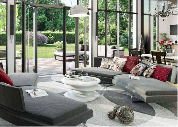 Vente maison / villa Arcueil 750000€ - Photo 1