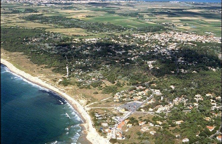 Vente terrain St georges d'oleron 344500€ - Photo 1