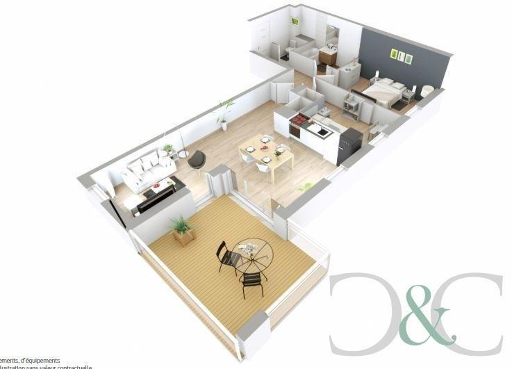 Vendita appartamento La londe les maures 369000€ - Fotografia 4
